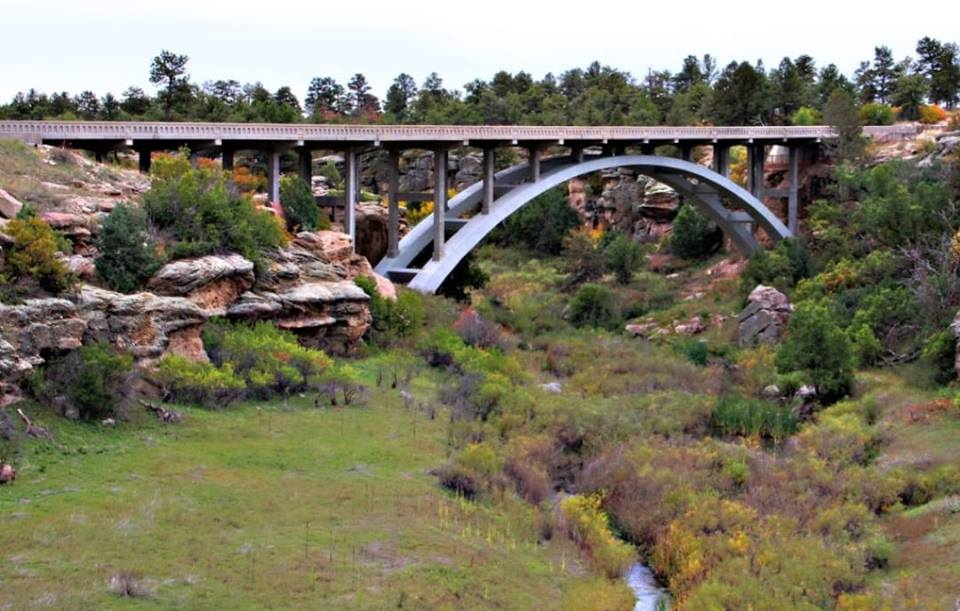Castlewood Canyon Hike Nov 17th